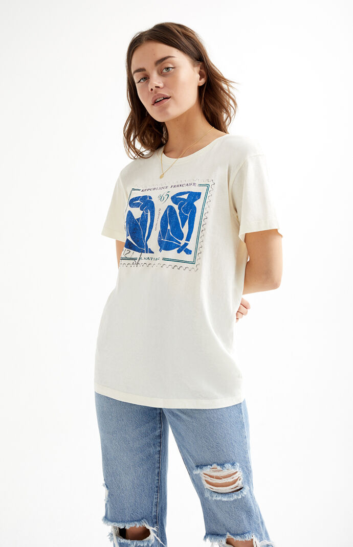 Matisse Stamp T-Shirt