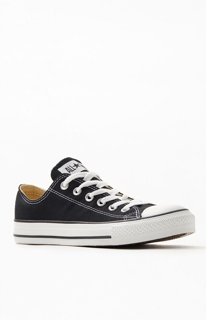 Black Chuck Taylor All Star Low Shoes