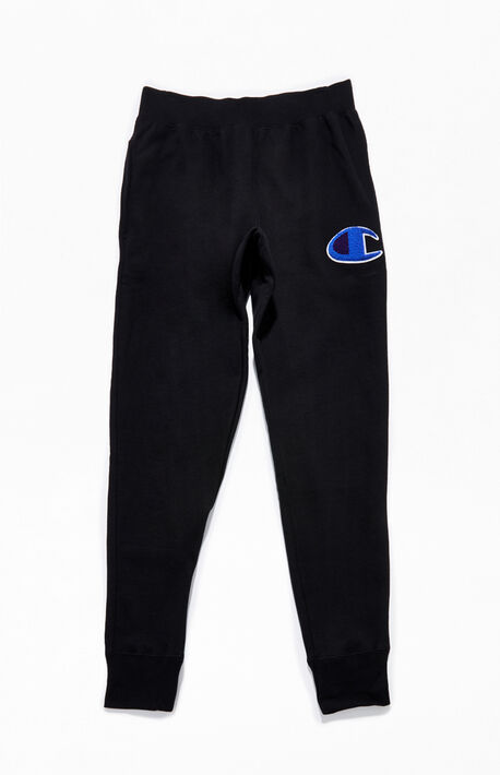 Chenille Logo Sweatpants
