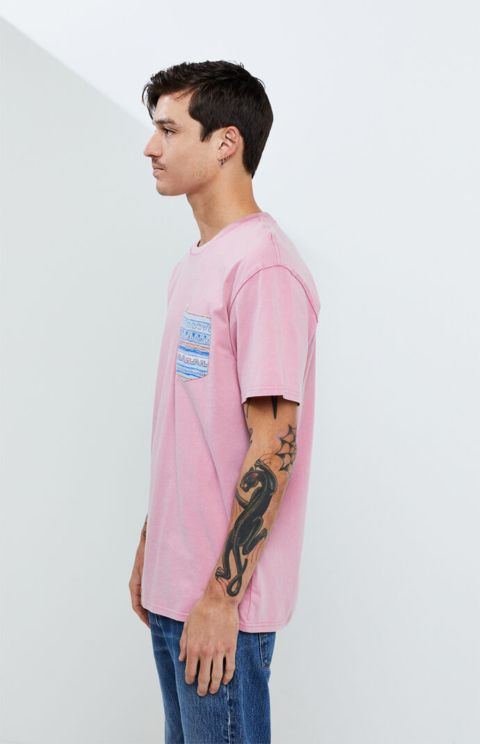 Genoa Printed Pocket T-Shirt