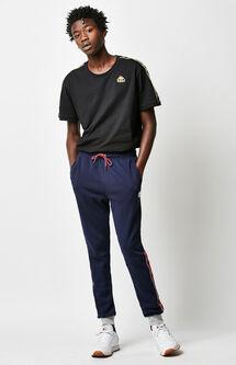 Julius Navy Track Pants