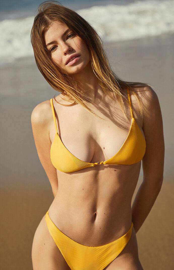 Bodega Triangle Bikini Top