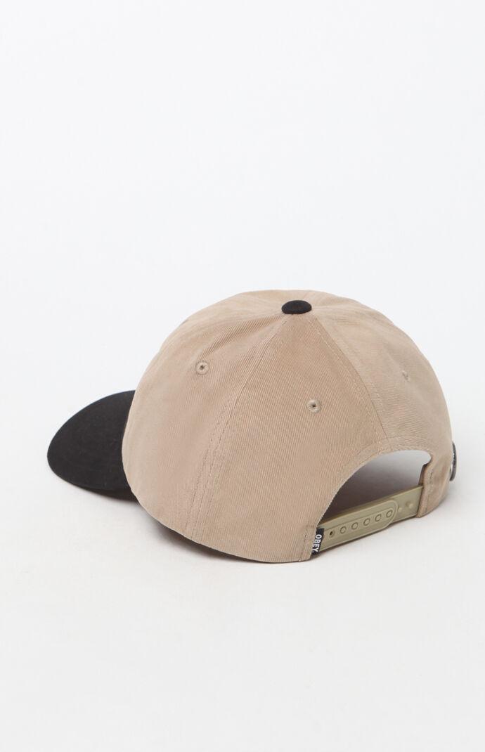 527a4e9e Obey '90s Jumble Snapback Hat at PacSun.com