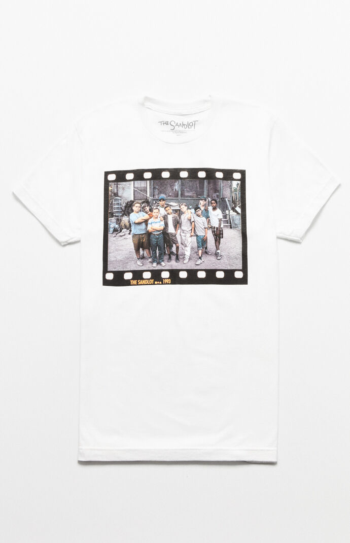c82af0da0 The Sandlot Photo Reel T-Shirt | PacSun