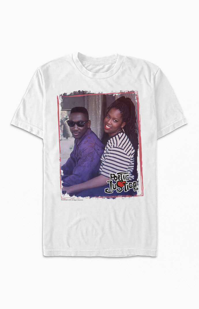 Iesha And Chicago Poetic Justice T-Shirt