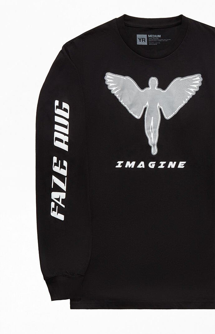 x FaZe Rug Imagine Long Sleeve T-Shirt