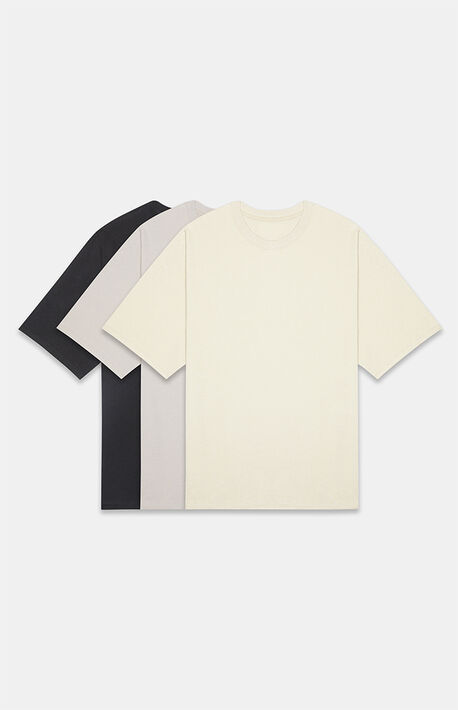 Essentials Multi 3 Pack T-Shirts