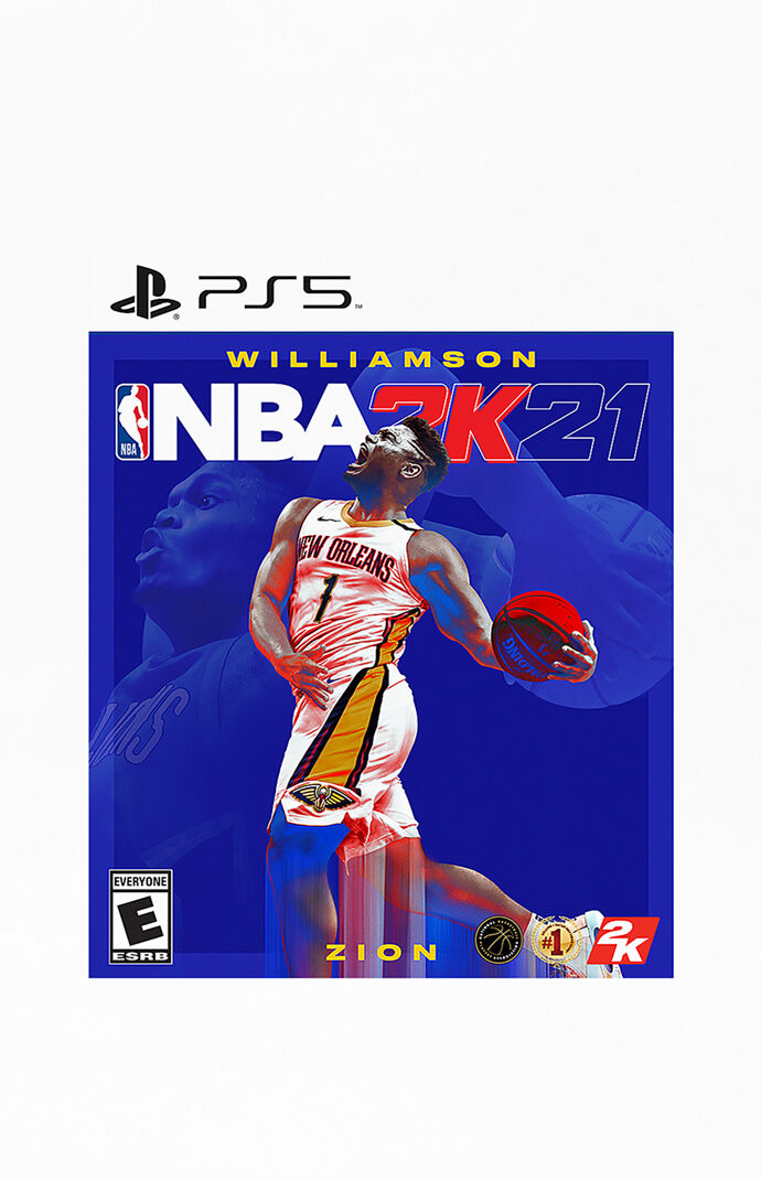 NBA 2K21 PS5 Game