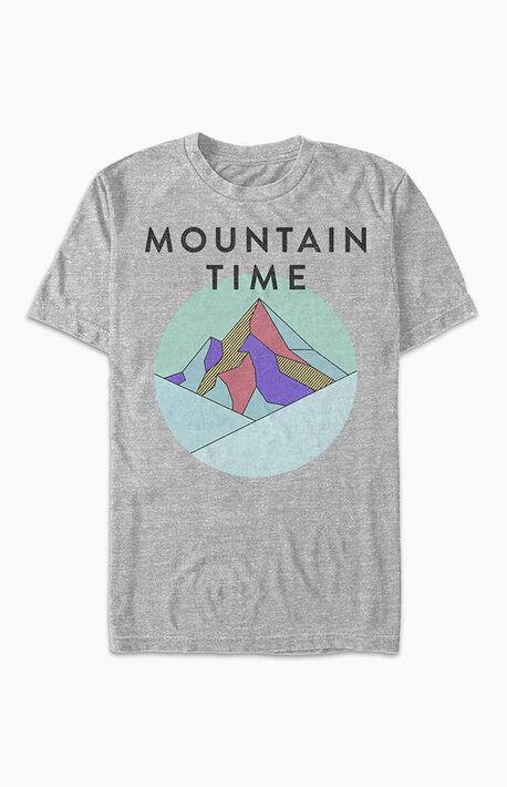 Mountain Time T-Shirt