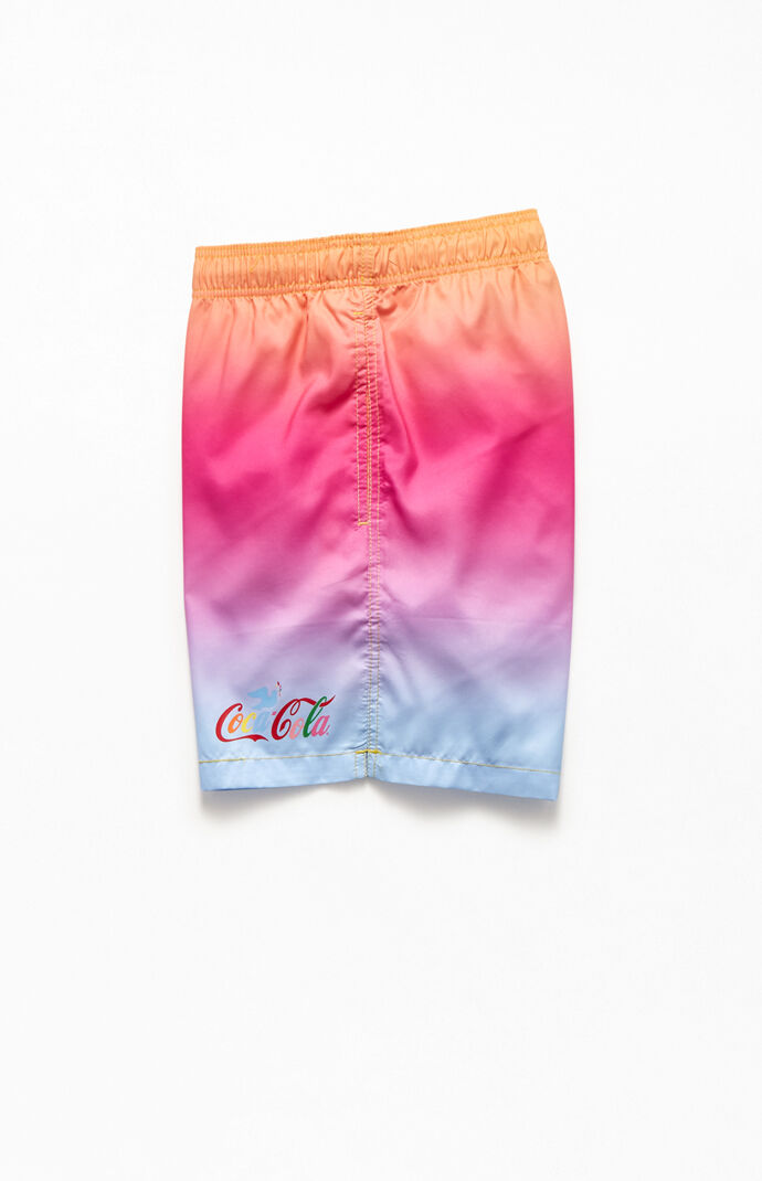 "By PacSun Hilltop 17"" Swim Trunks"