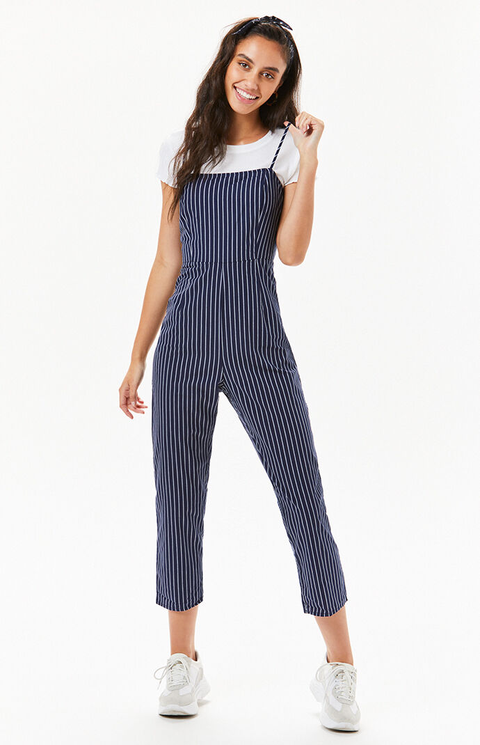 2ce1a76e76 Kendall and Kylie Poplin Jumpsuit
