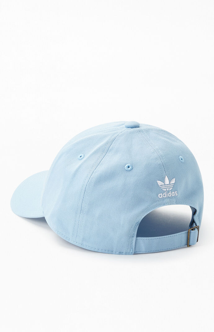 Relaxed Strapback Dad Hat