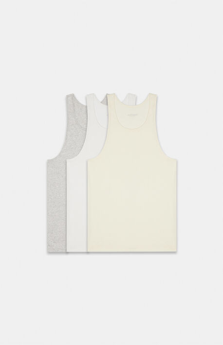 Essentials Multi 3 Pack Tank Tops