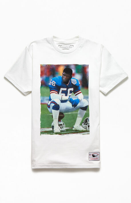 x Super Bowl Lawrence Taylor Giants T-Shirt