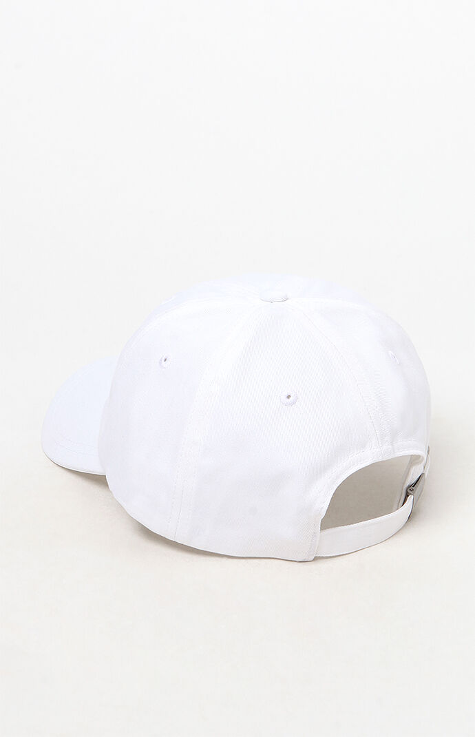 2549c60442b Lacoste Small Croc Strapback Dad Hat at PacSun.com