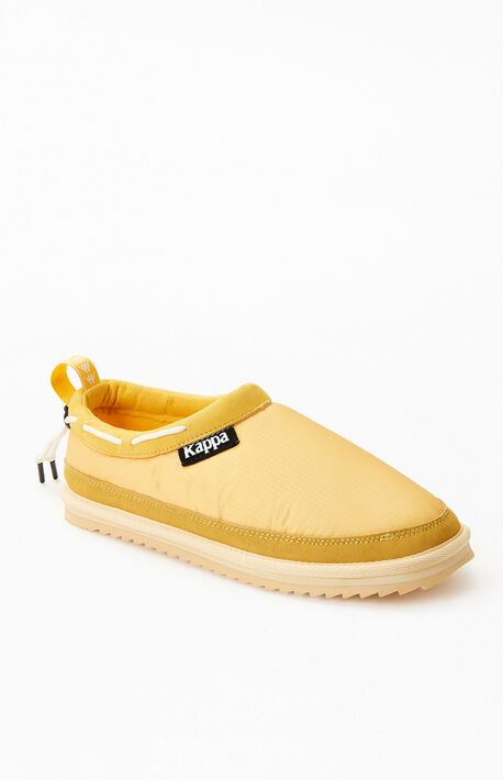 Yellow 222 Banda Mules