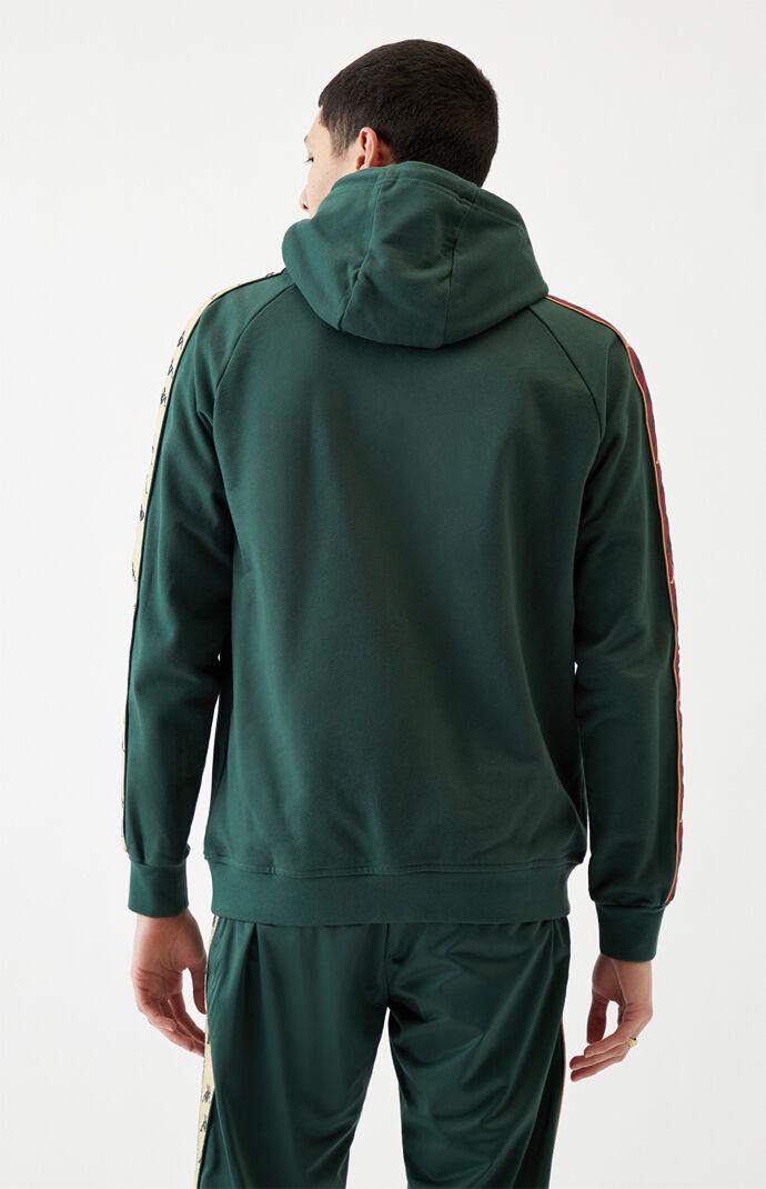 Green 222 Banda Hurtado 3 Hoodie