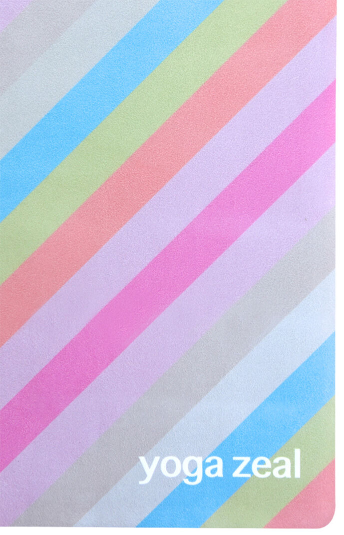 Chevron Yoga Mat