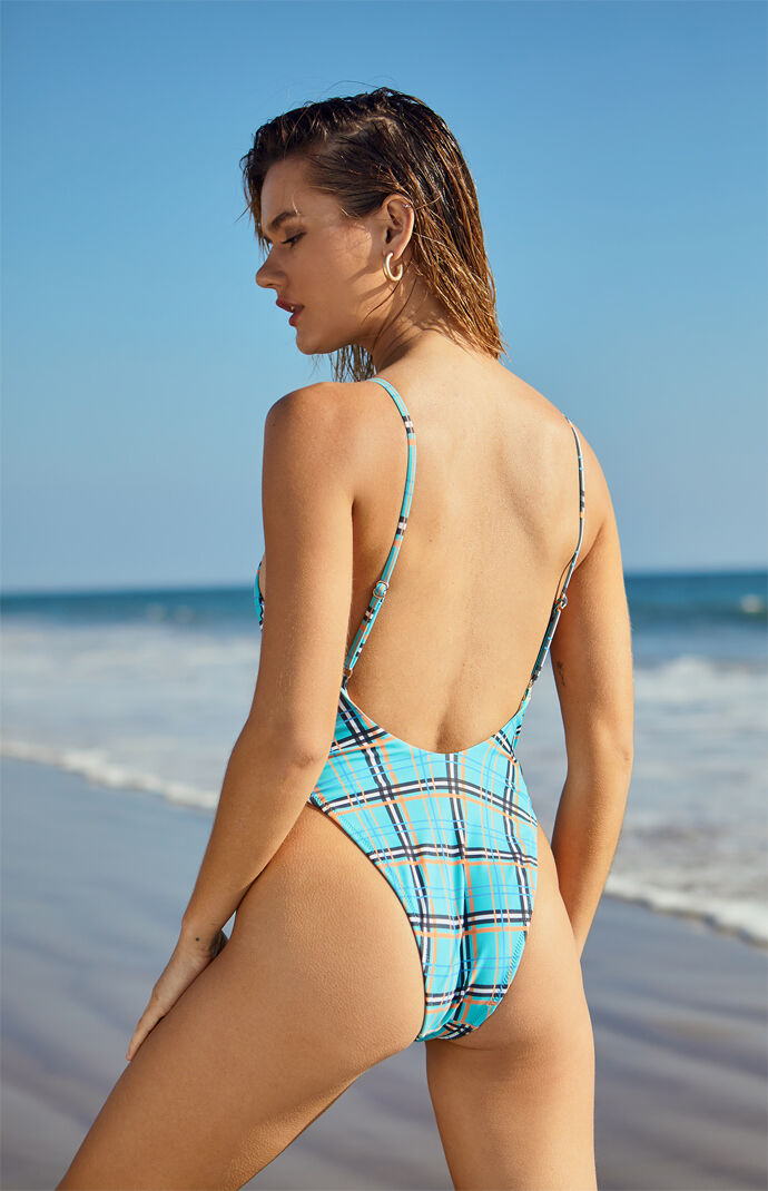 Wallace One Piece Swimsuit