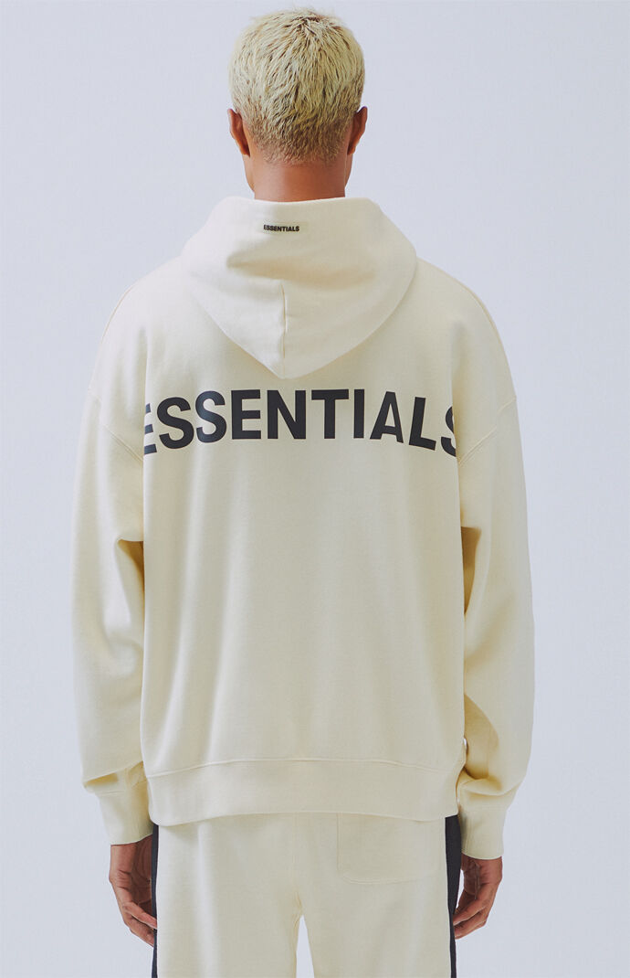 Fear Of God Fog Essentials Pullover Hoodie Pacsun