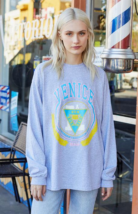Camila Long Sleeve Venice T-Shirt