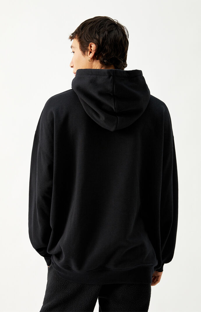 Recycled Black Better Basics Hoodie