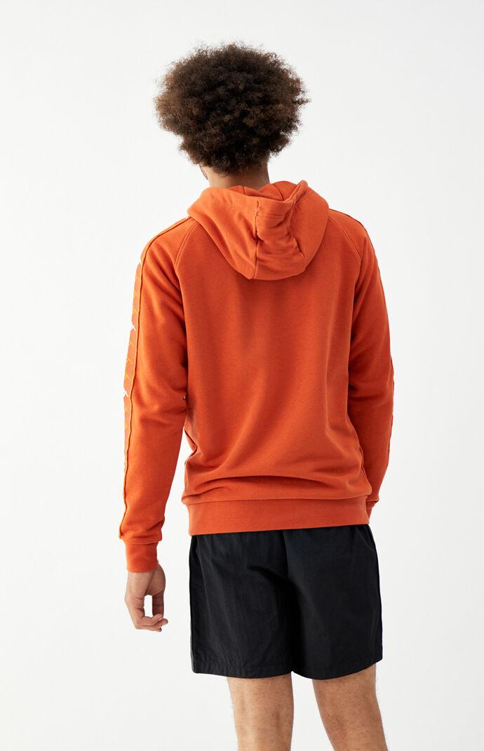 Orange 222 Banda Hurtado 3 Hoodie