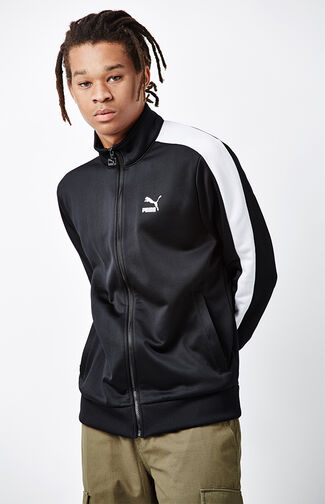 Archive T7 Black Track Jacket