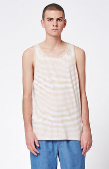 Apex Striped Tank Top