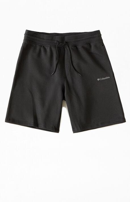Logo Fleece Sweat Shorts