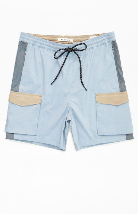 Jayden Reflective Nylon Shorts