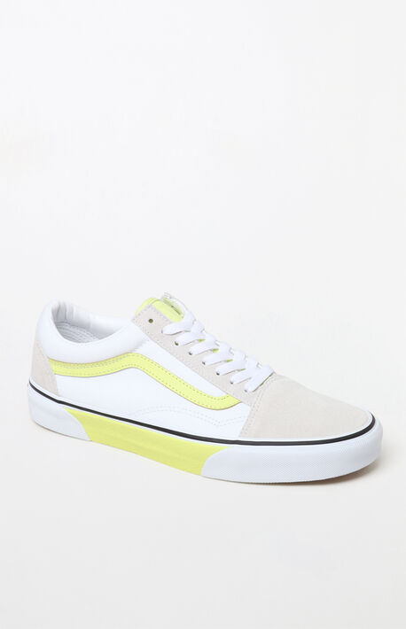 55fb128a9d Colorblock Old Skool Shoes · Vans ...
