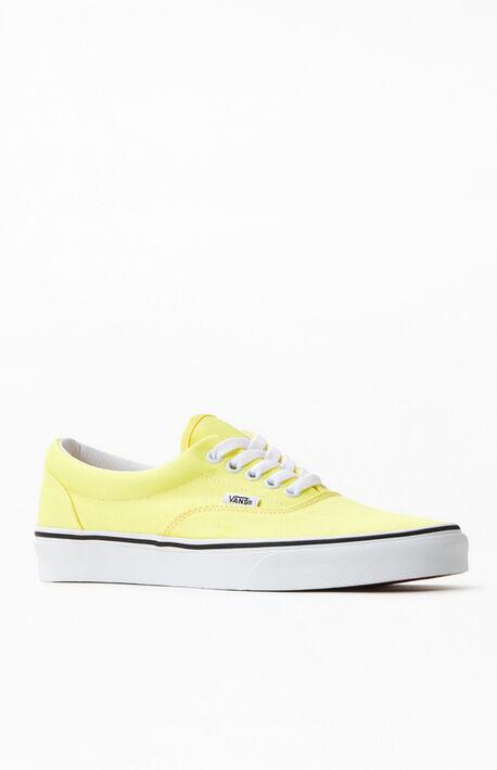 Women's Yellow Era Sneakers