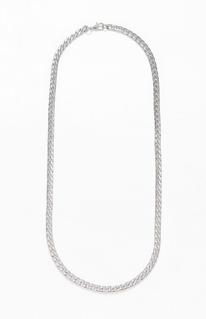 61 cm Curb Chain Necklace