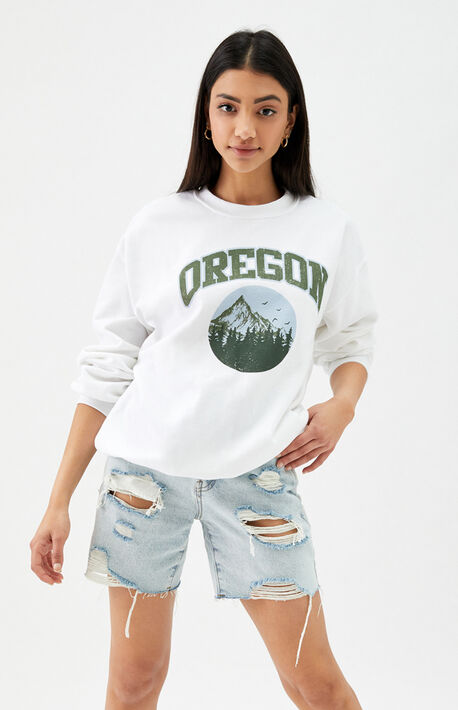 Oregon Boyfriend Sweatshirt
