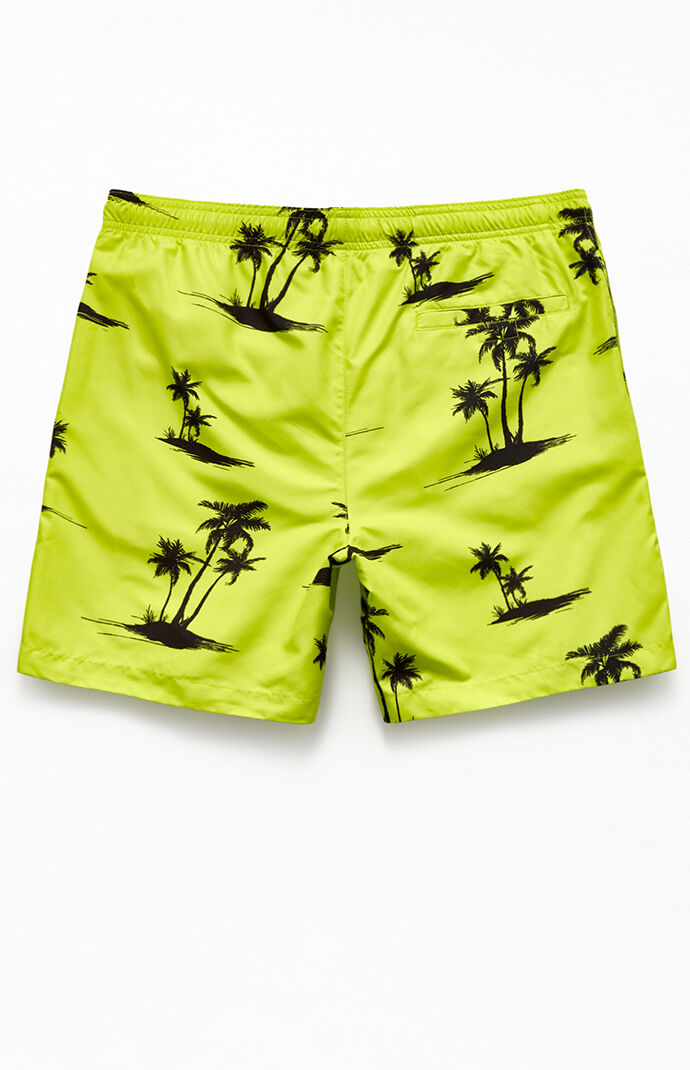 "Neon Days 17"" Swim Trunks"