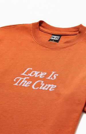Love Is The Cure T-Shirt image number null