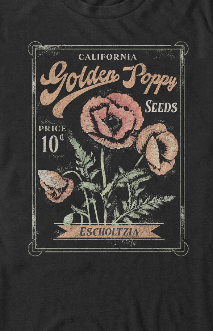 Poppy Seeds T-Shirt