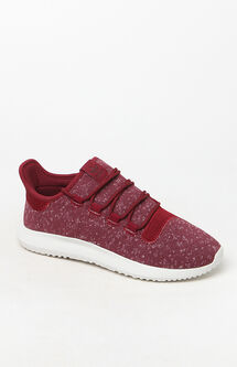 Tubular Shadow Red Shoes