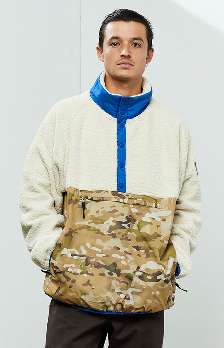 Griffin Sherpa Jacket
