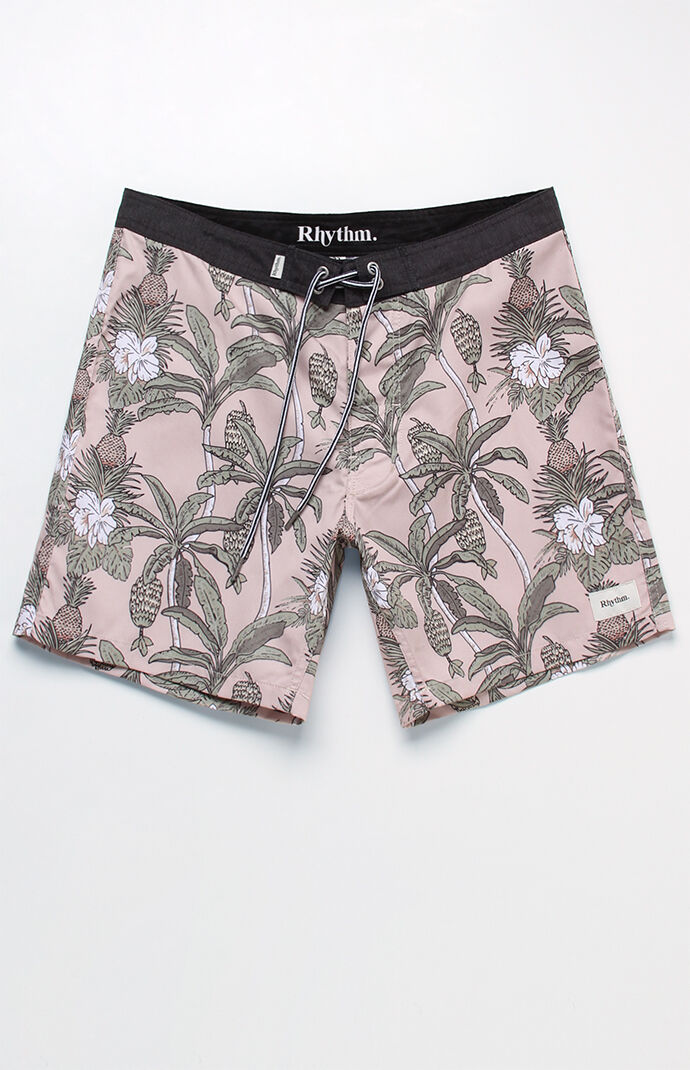 "Climbing Palms 16"" Boardshorts by Rhythm"
