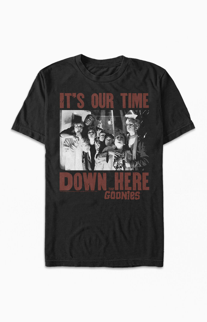 Goonies Down Here T-Shirt
