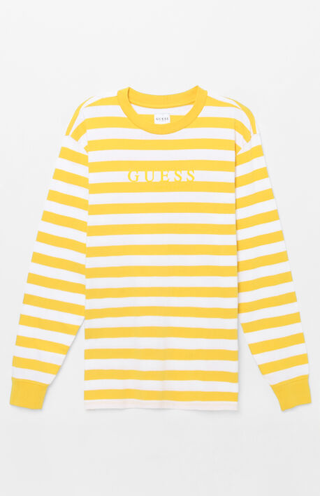 f233ba5adc Palm Stripe Long Sleeve T-Shirt