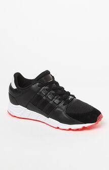 EQT Support RF Black Shoes