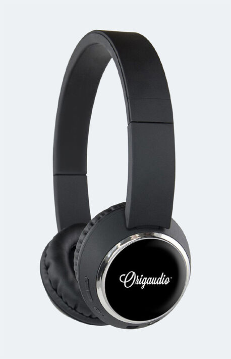 Black Beebop Headphones