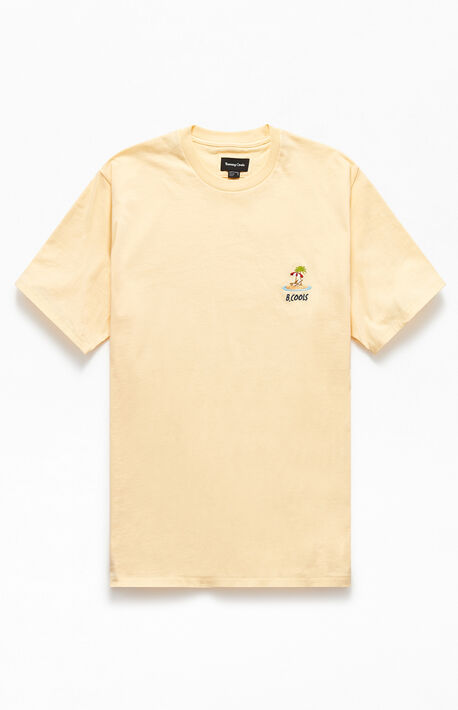 Embroidered Island T-Shirt