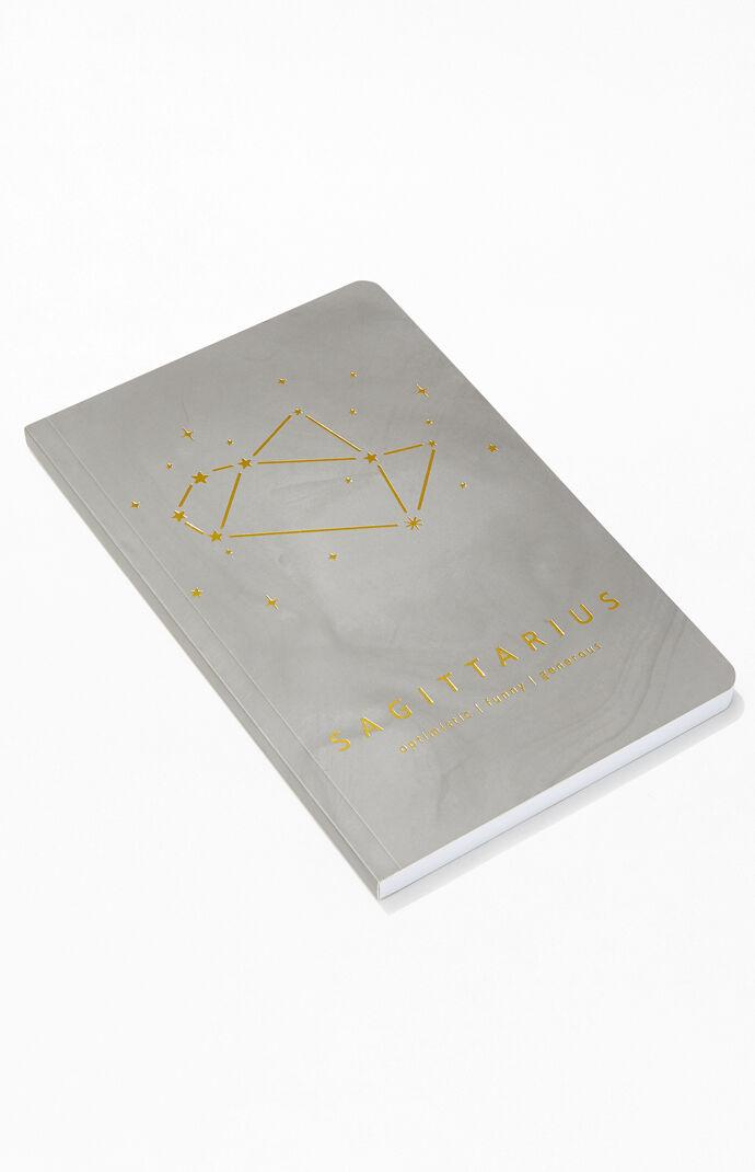 Sagittarius Zodiac Notebook