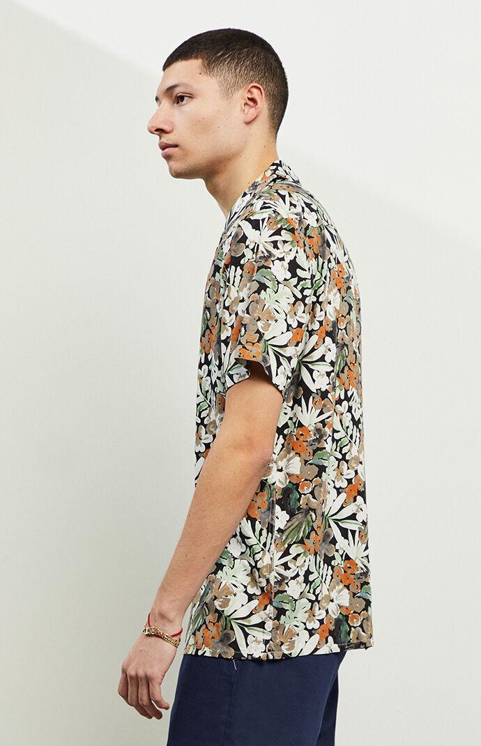 Floren Short Sleeve Button Up Shirt