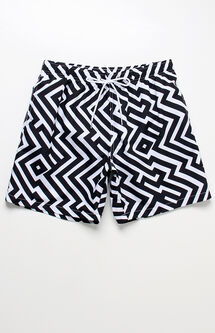 "Santa Clara Volley 16"" Swim Trunks"