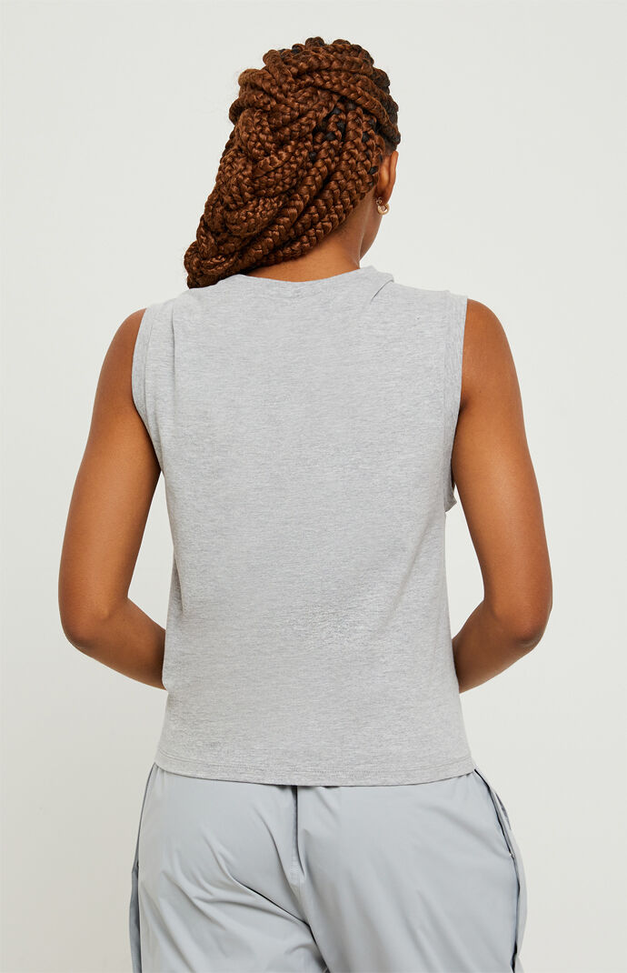 Half Dome Muscle Tank Top